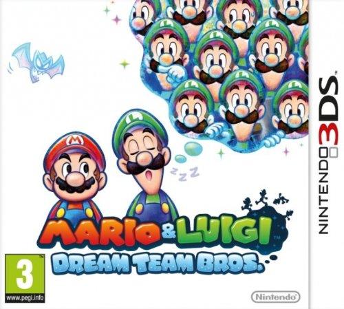 Nintendo Mario And Luigi: Dream Team -3DS - Juego (Nintendo 3DS, Acción, E10 + (Everyone 10 +))