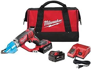 Milwaukee 2636-22 M18 Cordless 14 Gauge Double Cut Shear - Kit
