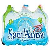 Sant'Anna Sport Acqua Minerale, 6 x 750ml