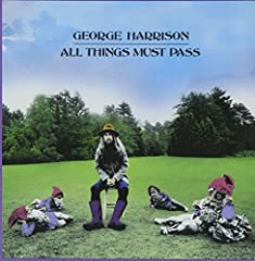 HARRISON GEORGE ALL THINGS MUST PAST
