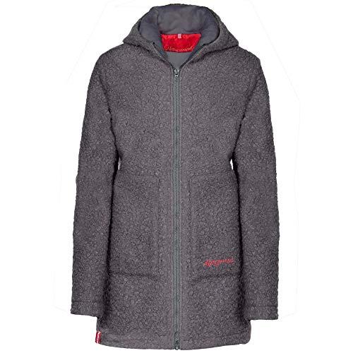 Almgwand W Weisspitze Grau-Schwarz, Damen Mantel und Parkas, Größe 40 - Farbe Shadow