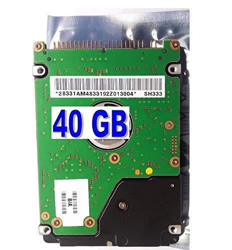 40GB Festplatte kompatibel für Fujitsu Siemens Amilo D7830
