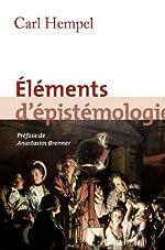 Eléments d'épistémologie de Carl Hempel