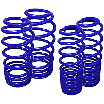 CL 2001-2003 gsp project GODSPEED TRACTION-S LOWERING SPRINGS SET KITS FOR HONDA ACCORD 1998-2002 V6 ONLY//ACURA TL 1999-2003