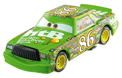 Mattel Disney Cars 2 Chick Hicks # 86