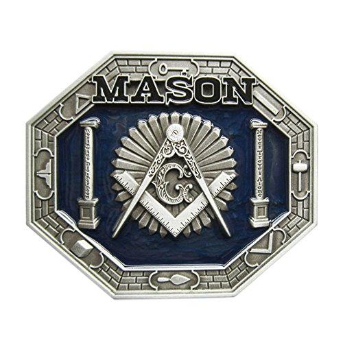 Urban Backwoods Mason I Gürtelschnalle für Wechselgürtel Buckle