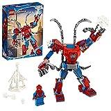 LEGO76146SuperHeroesArmaduraRobóticadeSpider-ManJuguetedeConstrucción