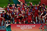 Poster Station UK Liverpool FC World Club Cup Winners 2019