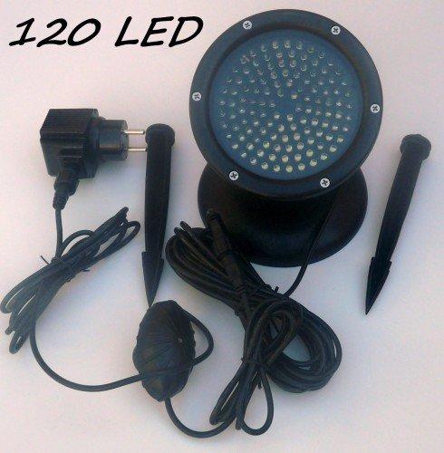 Aquaking LED verlichting 120 leds