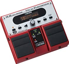 Boss VE-20 Vocal Performer Multi-Effects Pedal
