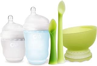 Olababy Essential Feeding Gift Set (Sky)