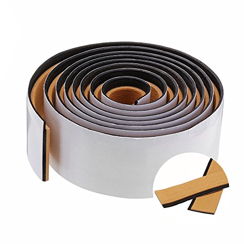 MYAMIA Effetool 58x2400x5mm EVA Espuma Faux Teak Sheet Barco