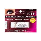 Kiss I Envy Clear03 Individual Eyelash Adhesive 0.21oz