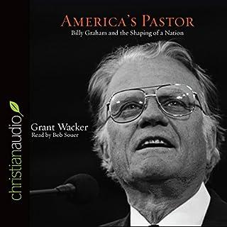 America's Pastor audiobook cover art
