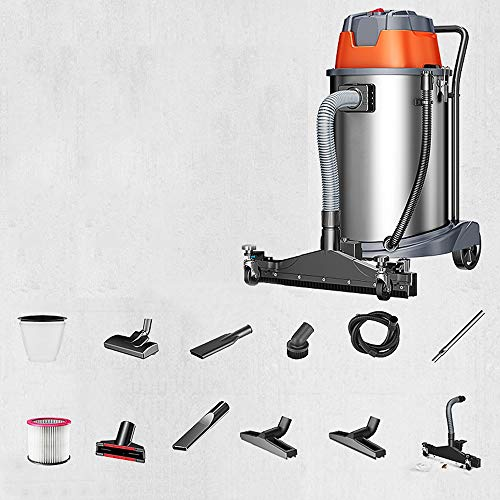 Buy JUFU Vacuum Cleaner - 1800W Commercial high-Power Hotel Office Large Suction 60L Vertical Multi-...