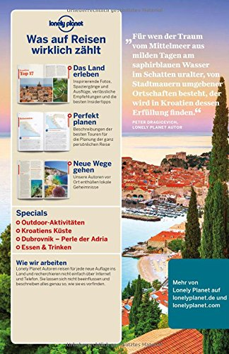 Lonely Planet Reiseführer Kroatien (Lonely Planet Reiseführer Deutsch) - 2