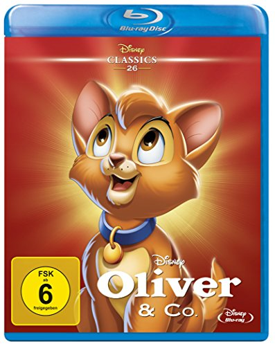 Oliver & Co. - Disney Classics [Blu-ray]
