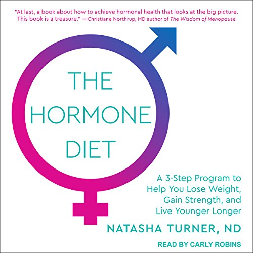 Page de couverture de The Hormone Diet