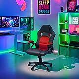 Zoom IMG-1 tectake sedia da gaming 403465