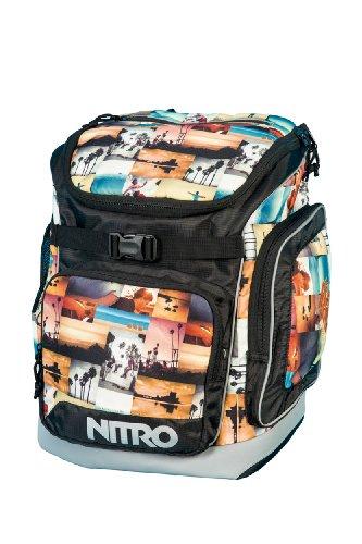 Nitro Snowboards Kinder Schulranzen Bandit Pack, California, 43 x 30 x 25 cm, 1131878015