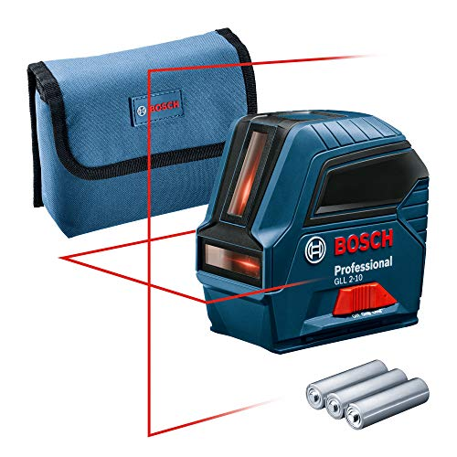 Bosch Professional Measurement 0601063L00 Nivel GLL 2-10, l�