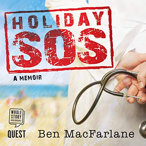 Holiday SOS audiobook cover art