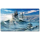Oboro Palace in The Clouds - Board Game MTG Playmat Table Mat Games Size 60X35 cm Mousepad Play Mat for Yugioh Pokemon Magic The Gathering