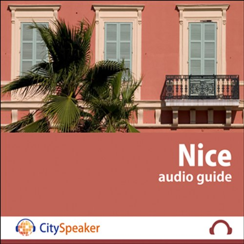 Nice (Audio Guide CitySpeaker) audiobook cover art