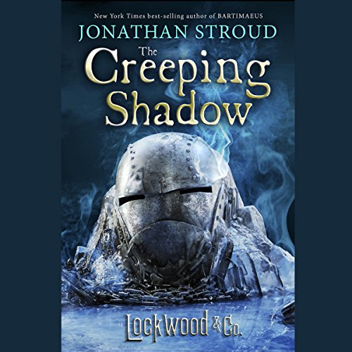 The Creeping Shadow audiobook cover art
