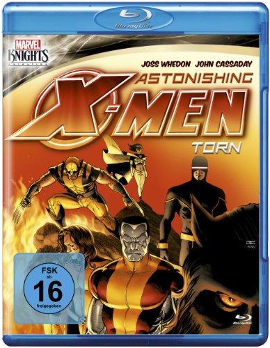 Astonishing X-Men: Torn (Marvel Knights) [Blu-ray] [Alemania]