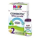Hipp Milchnahrung  HA 2 Combiotik nach dem 6. Monat, 4er Pack (4 x 500 g Packung) -