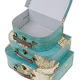 Immagine 2 jewelkeeper valigie in cartoncino set