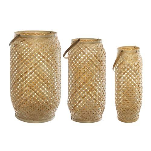 lanterne bambou ikea