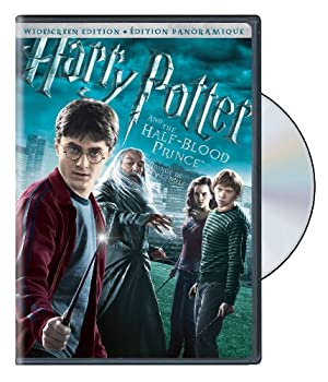 DVD Harry Potter and the Half-Blood Prince (Widescreen) (Bilingual French/English Edition) Book