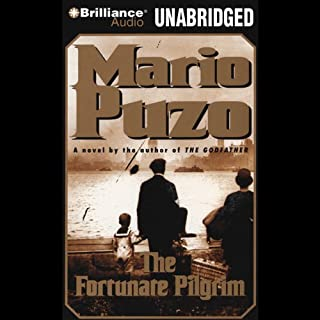 The Fortunate Pilgrim cover art