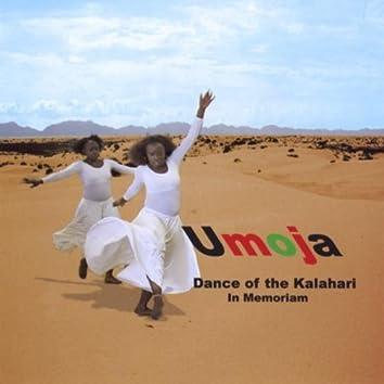 Dance of the Kalahari (In Memoriam)