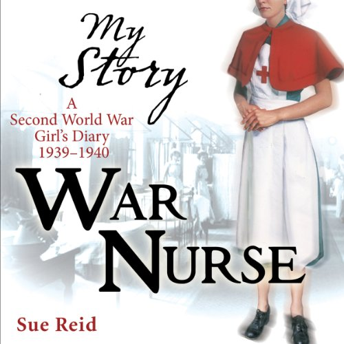 My Story: War Nurse audiobook cover art