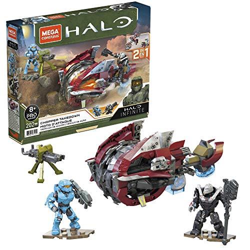 Mega Construx HALO Infinite Chopper Takedown
