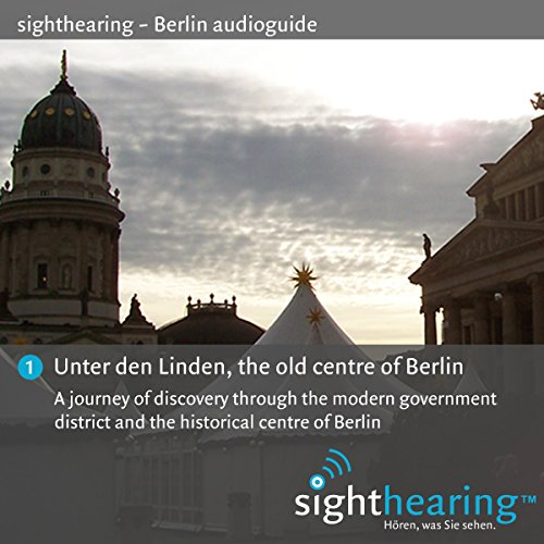 Unter den Linden, the old centre of Berlin audiobook cover art
