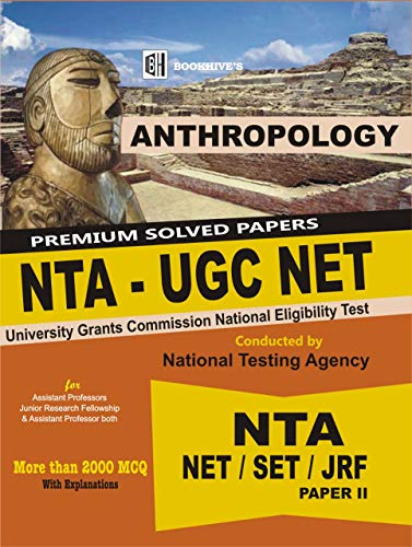 UGC NET NTA ANTHROPOLOGY SOLVED 2020
