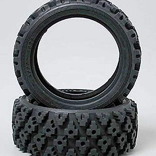 TAMIYA 300050476 - 1:10 Reifen Rally Block, 2