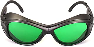 WaveTopSign Laser Safety Goggles T3R Series wavelength 600-760 & 800-1100nm OD4+ Shield Protection for laser mark (T3RS2)
