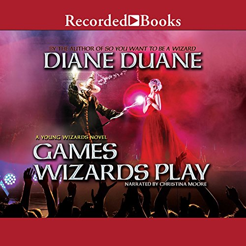 Games Wizards Play audiobook cover art