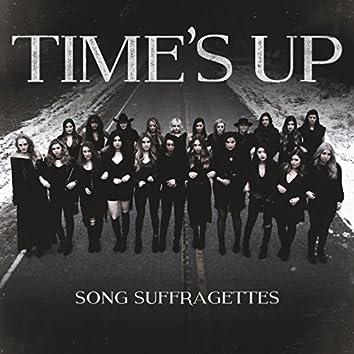 Time's Up (feat. Kalie Shorr, Candi Carpenter, Tiera, Emma White, Tenille Arts, Chloe Gilligan, Tasji Bachman & Savannah Keyes)