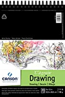Artist Series 1557 C A Grain Drawing 9X12 by Canson
