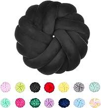 Knoten Ball Undersea Knotenkissen Kissen-handgemachtes Baby Dekorativ 20 cm *// Hellblau Haar Kissen Pl/üschtier Dekoratives Wurfs Kissen Bett