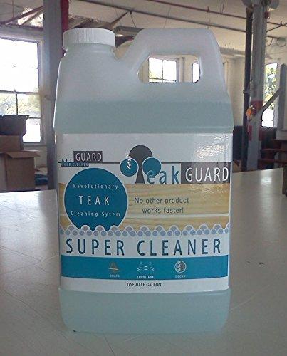 Teak Guard Super Cleaner - 64 Oz.