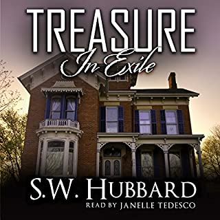 Treasure in Exile audiobook cover art
