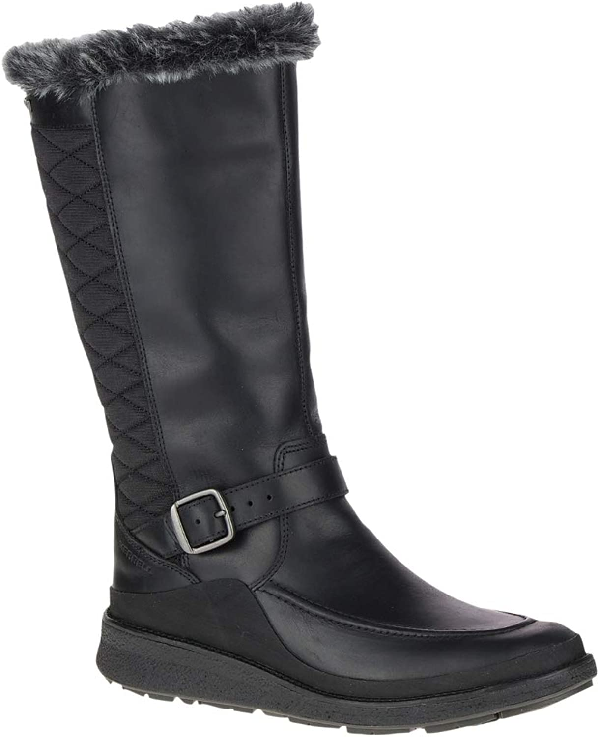 Merrell Womens Tremblant Ezra Tall WP ICE+ Cold Weather & Shearling