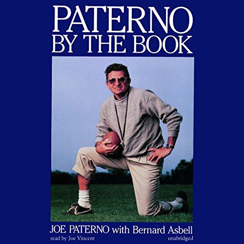 Paterno audiobook cover art